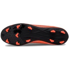 Buty piłkarskie Puma Ultra 4.1 Fg Ag 106092 01 pomarańczowe pomarańczowe 5