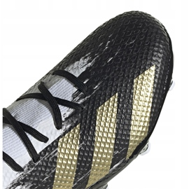 Buty piłkarskie adidas Predator 20.3 Fg FW9196 białe 3