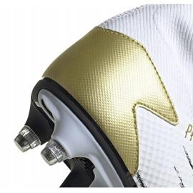 Buty piłkarskie adidas Predator 20.3 Sg FW9187 białe 4