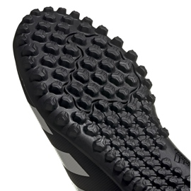 Buty piłkarskie adidas Predator 20.4 Tf Junior FW9223 czarne czarne 5