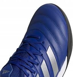 Buty piłkarskie adidas Copa 20.3 Tf niebieskie EH1490 1
