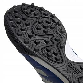 Buty piłkarskie adidas Copa 20.3 Tf niebieskie EH1490 3