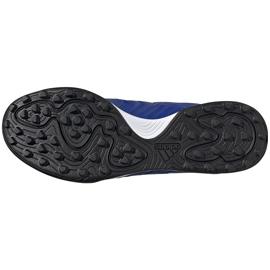 Buty piłkarskie adidas Copa 20.3 Tf niebieskie EH1490 4