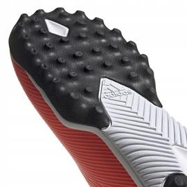 Buty piłkarskie adidas Nemeziz 19.3 Ll Tf pomarańczowe EH0277 5