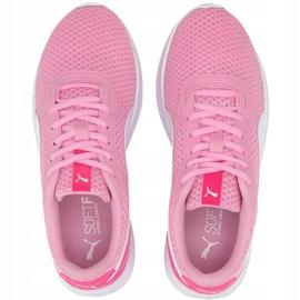 Buty dla dzieci Puma St Active Jr różowe 369069 14 4