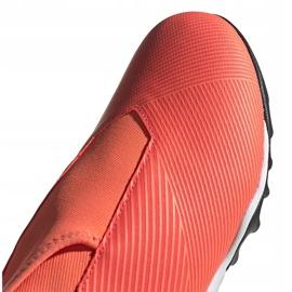 Buty piłkarskie adidas Nemeziz 19.3 Ll Tf pomarańczowe EH0277 3