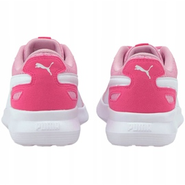Buty dla dzieci Puma St Active Jr różowe 369069 14 5