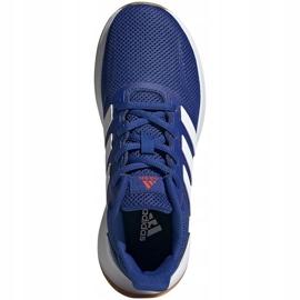 Buty dla dzieci adidas Runfalcon K niebieskie FV8838 1