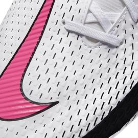 Buty piłkarskie Nike Phantom Gt Academy Df FG/MG CW6667 160 białe białe 5