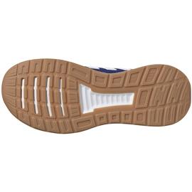 Buty dla dzieci adidas Runfalcon K niebieskie FV8838 5