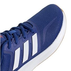 Buty dla dzieci adidas Runfalcon K niebieskie FV8838 3