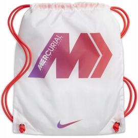 Buty piłkarskie Nike Mercurial Vapor 13 Elite Fg AQ4176 163 białe białe 7
