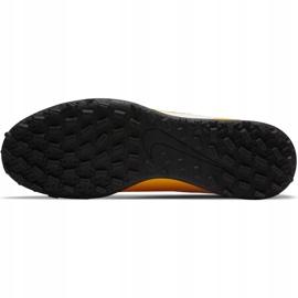 Buty piłkarskie Nike Mercurial Superfly 7 Club Tf AT7980 801 pomarańczowe żółte 8