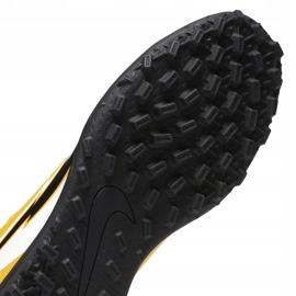 Buty piłkarskie Nike Mercurial Superfly 7 Club Tf AT7980 801 pomarańczowe żółte 7
