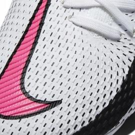 Buty piłkarskie Nike Phantom Gt Pro Fg Junior CK8473 160 białe białe 9