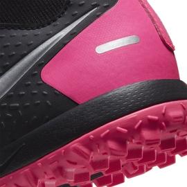 Buty piłkarsakie Nike Jr Phantom Gt Academy Df Tf CW6695 006 czarne czarne 6