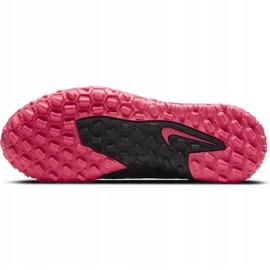 Buty piłkarsakie Nike Jr Phantom Gt Academy Df Tf CW6695 006 czarne czarne 8