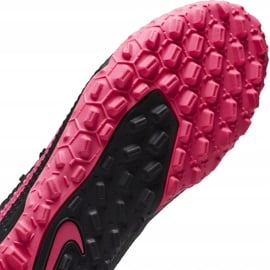 Buty piłkarskie Nike Phantom Gt Academy Df Tf CW6666 006 czarne czarne 6