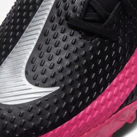 Buty piłkarskie Nike Phantom Gt Academy Df Tf CW6666 006 czarne czarne 4