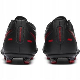 Buty piłkarskie Nike Jr Phantom Gt Club FG/MG CK8479 060 czarne czarne 4