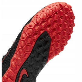 Buty piłkarskie Nike Jr Phantom Gt Academy Tf CK8484 060 czarne czarne 7