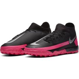 Buty piłkarskie Nike Phantom Gt Academy Df Tf CW6666 006 czarne czarne 2