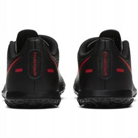 Buty piłkarskie Nike Jr Phantom Gt Club Tf CK8483 060 czarne czarne 4