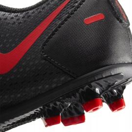 Buty piłkarskie Nike Jr Phantom Gt Club FG/MG CK8479 060 czarne czarne 6