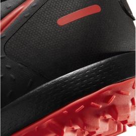 Buty piłkarskie Nike Jr Phantom Gt Academy Tf CK8484 060 czarne czarne 6