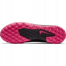 Buty piłkarskie Nike Phantom Gt Academy Df Tf CW6666 006 czarne czarne 7