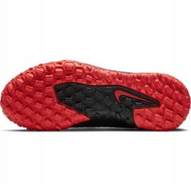 Buty piłkarskie Nike Jr Phantom Gt Academy Tf CK8484 060 czarne czarne 8
