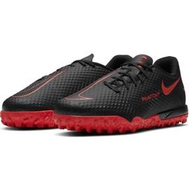 Buty piłkarskie Nike Jr Phantom Gt Academy Tf CK8484 060 czarne czarne 3
