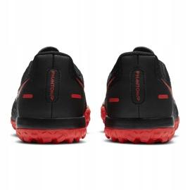 Buty piłkarskie Nike Jr Phantom Gt Academy Tf CK8484 060 czarne czarne 4