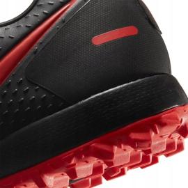 Buty piłkarskie Nike Phantom Gt Academy Tf CK8470 060 czarne czarne 6