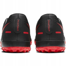 Buty piłkarskie Nike Phantom Gt Academy Tf CK8470 060 czarne czarne 4