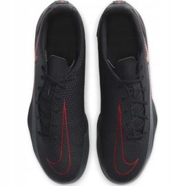 Buty piłkarskie Nike Phantom Gt Club FG/MG CK8459 060 białe czarne 1