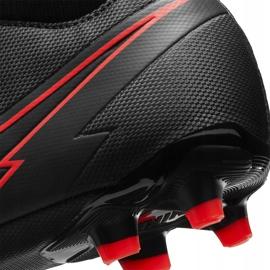 Buty piłkarskie Nike Mercurial Superfly 7 Academy FG/MG Junior AT8120 060 czarne czarne 6
