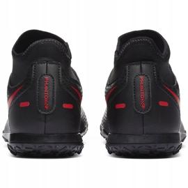 Buty piłkarskie Nike Jr Phantom Gt Club Df Tf CW6729 060 czarne czarne 4