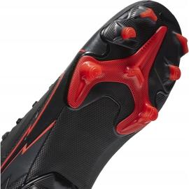 Buty piłkarskie Nike Mercurial Vapor 13 Academy FG/MG Junior AT8123 060 czarne czarne 7