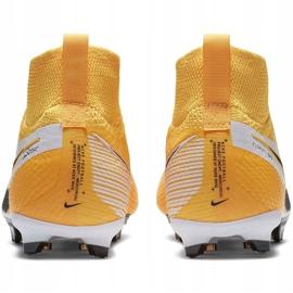 Buty piłkarskie Nike Mercurial Superfly 7 Elite Fg Junior AT8034 801 żółte żółte 4