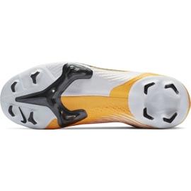 Buty piłkarskie Nike Mercurial Superfly 7 Elite Fg Junior AT8034 801 żółte żółte 8