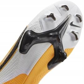 Buty piłkarskie Nike Mercurial Superfly 7 Elite Fg Junior AT8034 801 żółte żółte 7