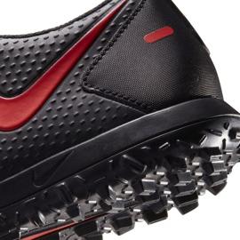 Buty piłkarskie Nike Phantom Gt Club Tf CK8469 060 czarne czarne 6