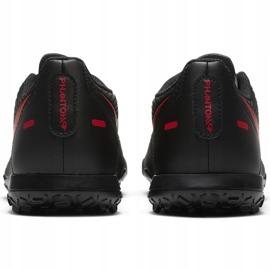 Buty piłkarskie Nike Phantom Gt Club Tf CK8469 060 czarne czarne 4