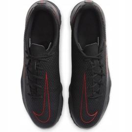 Buty piłkarskie Nike Phantom Gt Club Tf CK8469 060 czarne czarne 1