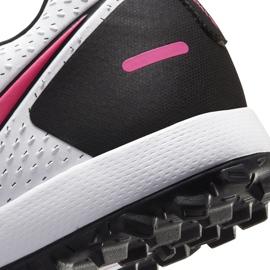 Buty piłkarskie Nike Phantom Gt Academy Tf CK8470 160 białe białe 6