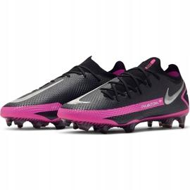 Buty piłkarskie Nike Phantom Gt Elite Fg CK8439 006 czarne czarne 4