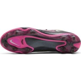 Buty piłkarskie Nike Phantom Gt Elite Fg CK8439 006 czarne czarne 9