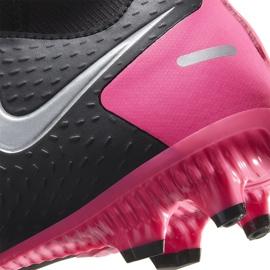 Buty piłkarskie Nike Phantom Gt Academy Df FG/MG Junior CW6694 006 czarne czarne 6