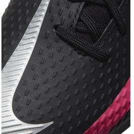 Buty piłkarskie Nike Phantom Gt Academy Df FG/MG Junior CW6694 006 czarne czarne 5